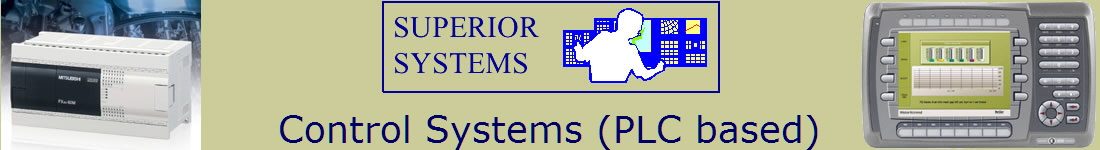 Control Systems (PLC based)